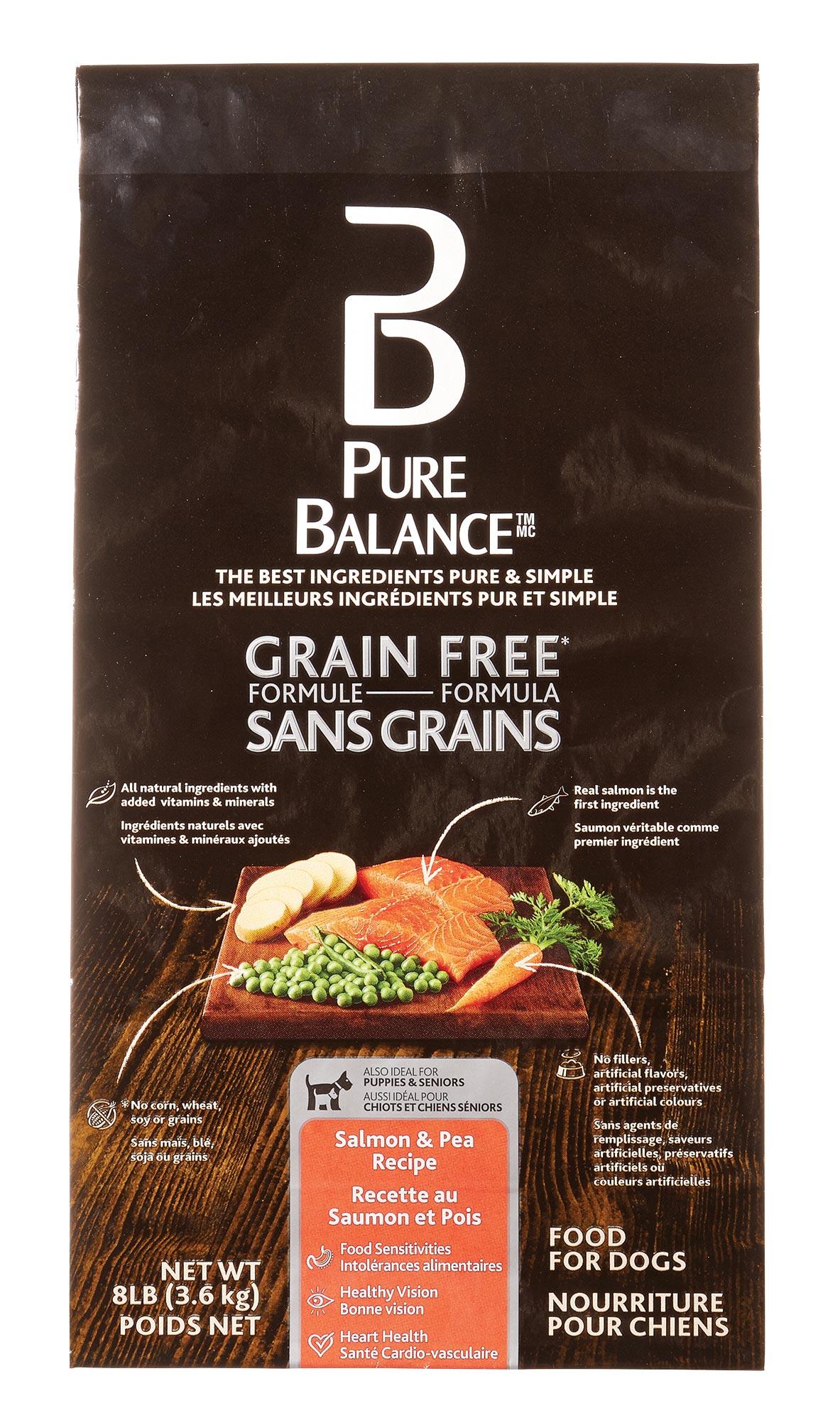 Pure Balance Dog Food Web Site